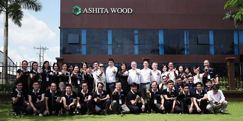Toda Industries Corporation And Molution Signed A Distributor Agreement For Ashita Wood products